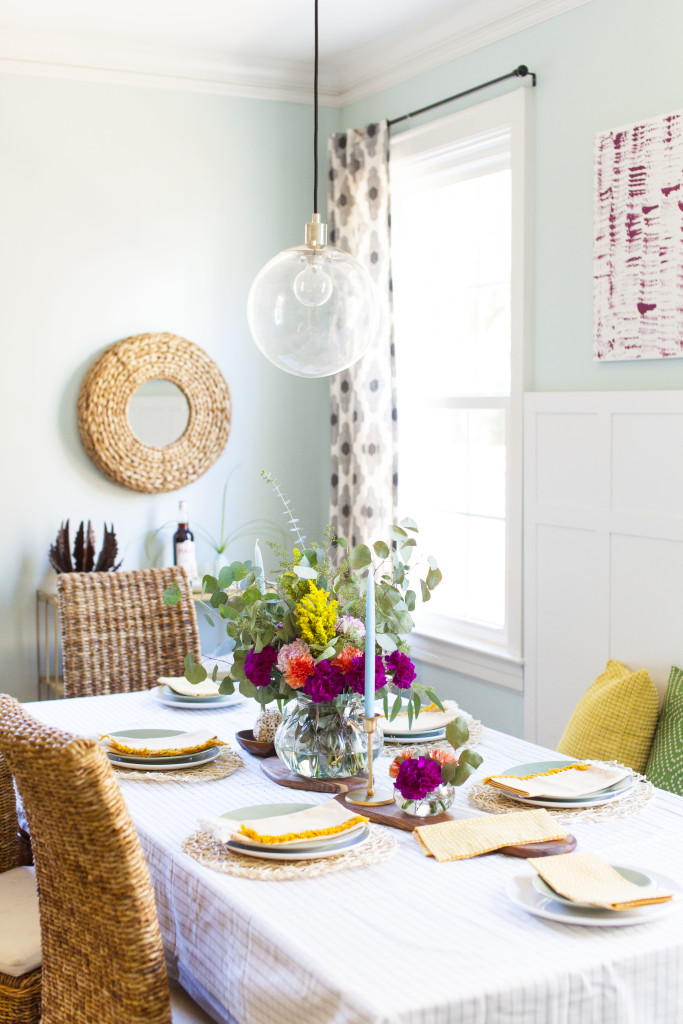 interiors, design, door, home tour, dining room