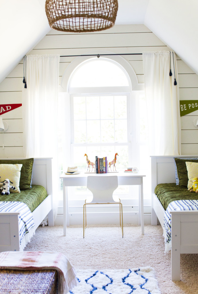 interiors, decor, home tour, makeover, reveal, kid bedroom, shared bedroom