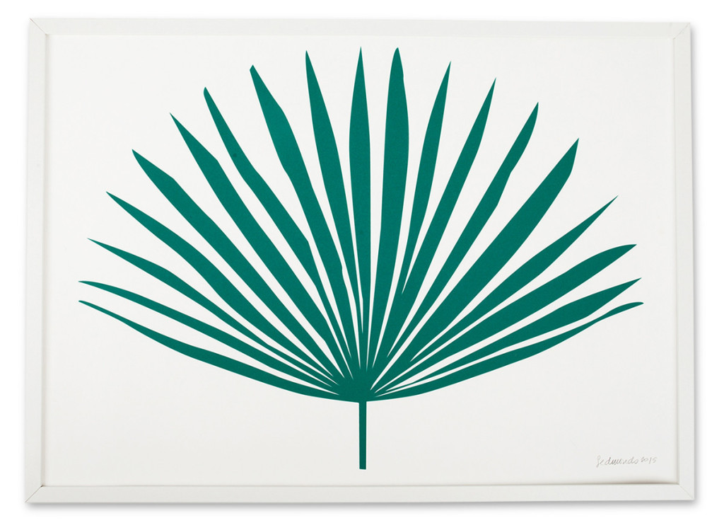 Palm_Frond_Framed_Art