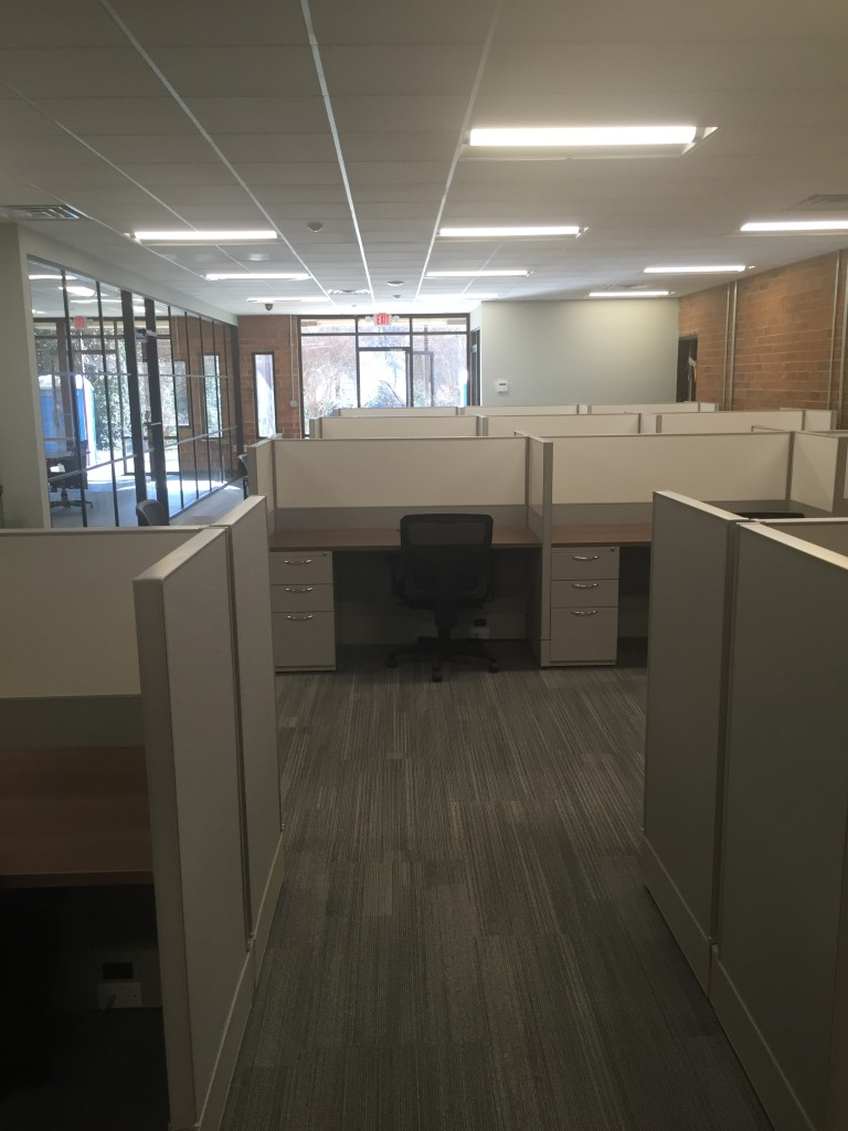 industrial, commercial office design