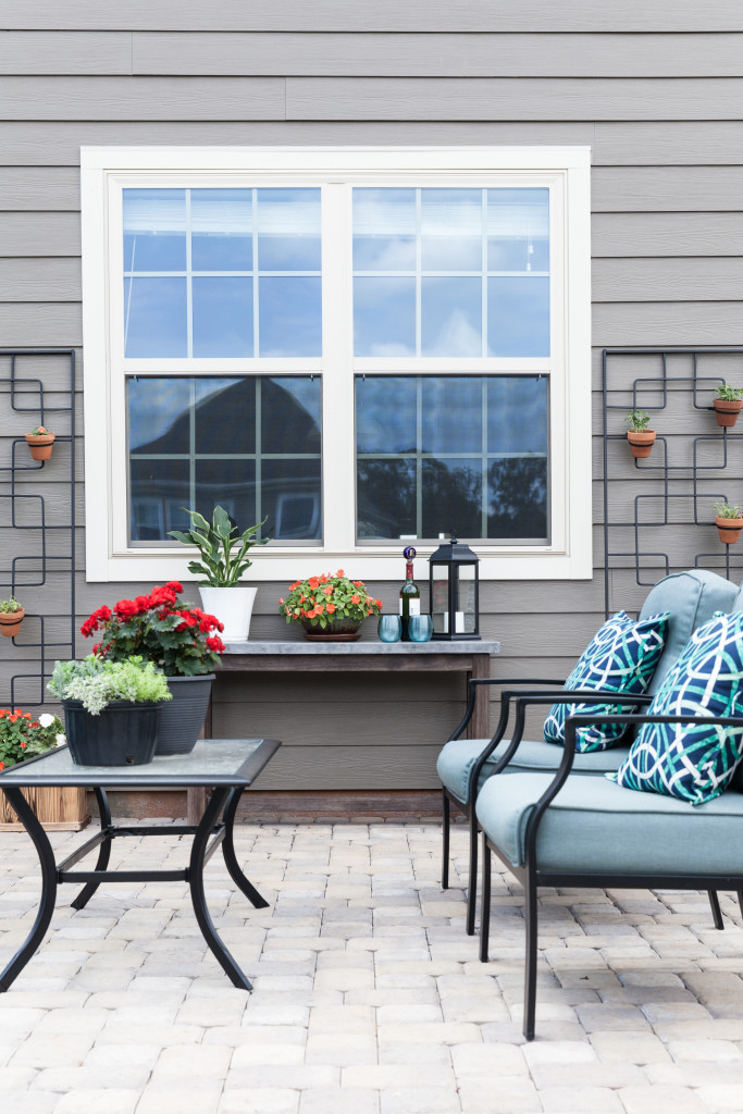 Lowes Spring Makeover Reveal