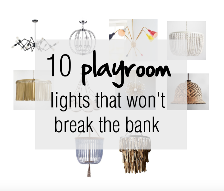 playroom lights graphic