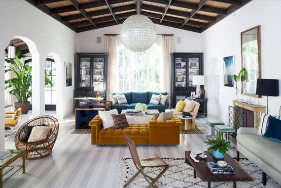 Multiple Seating Areas In Your Living Room Design Post